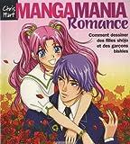 Manga mania romance comment dessiner des filles shojo et des garçons bishies