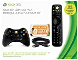 Microsoft Essentials Pack de Ensemble d'accessoires pour Xbox 360