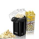 Aicok Machine à Pop Corn, Popcorn Popper à Air Chaud Sans huile, Pop Corn Machine Antiadhésif Inclus, Tasse...