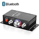Mini HiFi Bluetooth Amplificateur TTMOW 30W x 2 Amplifier Audio Stéréo DC 12V 24V Super Bass Amplificateur...
