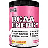 Evlution Nutrition BCAA Energy - Supplément d'Acides Aminés Énergisant de Haute Performance pour le...