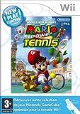 Nouvelle facon de jouer ! Mario power tennis