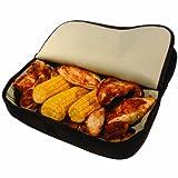 Camerons Products Gril chauffe avec construit dans desservant plat conserve alimente chaud pour jusqu'à une...