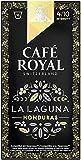 Cafe Royal Espresso la Laguna Honduras Nespresso Compatible 50 g - Lot de 5