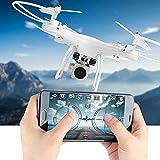 Anyutai Mise à niveau S10 Drone avec 720P 120 ° HD WIFI caméra grand angle, la transmission en temps réel...