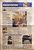 FIGARO ECONOMIE (LE) [No 19076] du 02/12/2005 - TECHNOLOGIE - L'ASSISTANT ELECTRONIQUE BLACKBERRY ENTRE LES...