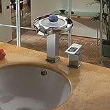 FEN robinet chaude et froide complète Cuivre deux parties Creative Creative Lavabo Lavabo Robinet lumière...