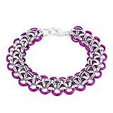 Weave Got Maille Chainmaile Bijoux Bracelet: kit, Multicolore