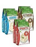 Shirataki Slendier pâtes de konjac biologique - paque d´essai france ( 6 x 400 g) …