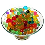 Trimming Shop Mix Eau Orbes Aqua Cristal De Sol Bio Boules De Gel pour Le Remplissage De Vases De Plantes,...