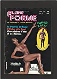 Magazine PLEINE FORME [No 41] du 01/11/1980