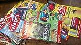 Lot 34 magazines Wapiti Les sciences de la natures pour les 7 à 13 ans
