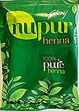 Godrej Nupur Mehndi naturel avec Bonté de 9 Herbes - 400 g
