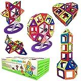 Blocs de Construction Magnétiques – Cadeaux de Luxe pour Les Enfants – Blocs de constructions aimantés -...