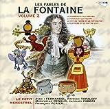 Les Fables De La Fontaine (Volume 2)