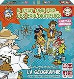 Educa Borrás - 17354.0 - Mini Jeu Il Etait Une Fois... Les Explorateurs