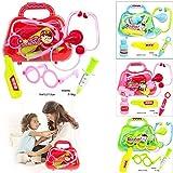 Vovotrade Enfants Bébé Médecin Jeu Médical Carry Set Éducation Jeu De Rôle Jouet Toy Kit (Multicolor)