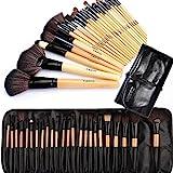 Cadrim Pinceaux Maquillage Cosmétique Professionnel 24pcs Set/Kit Cosmétique Brush Beauté Maquillage Brosse...