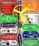 EZLink Kit d'électronique pour enfants avec 58projets et 18modules de circuit Kit de science éducatif...