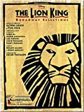 The Lion King-Broadway Selections-Notes Songbook [Partition]