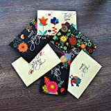 Cartes de remerciement, bébé et de mariage de douche Ensemble de cartes Cartes de cartes, cartes de...