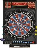 Jeu de fléchettes électronique Dartona JX2000 Tournoi Pro – Cible de tournoi avec 41 jeux et plus de 200...