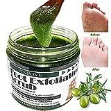 Exfoliant Pieds, Pied Peeling, Foot peeling, Foot scrub, Crème Réparatrice, Enlever les durillons et...
