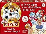 Educa - 15492 - Jeu de Réflexion - Mon Premier Lynx - 36 Images