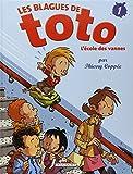 Les blagues de Toto, tome 1 : L'école des vannes - Sélection du Comité des mamans Hiver 2004 (6-9 ans)