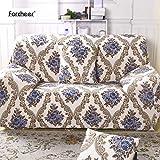 SSDLRSF Slipcovers Sofa Serviette Meubles Protecteur Canapé Stretch Wrap All-Inclusive Housses De Canapé...