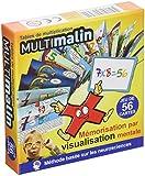Boite jeu de cartes tout en un (révision des tables de multiplication)