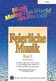 Bande musicale festive 2 : pour un ensemble flexible et corne