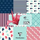 Clairefontaine Poch 60 Feuilles Origami 15x15