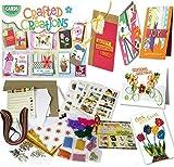 DIY Fabrication De Carte Scrapbooking Arts & Artisanat Kit Anniversaire Noël Rétablissement Idées Cadeau
