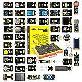 KEYESTUDIO pour Arduino Raspberry Pi Kit de 48-en-1 Modules Capteurs Composants Electronique Sensors...