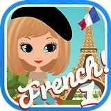 Apprendre le vocabulaire français 1: des leçons de vocabulaire pour débutant sous forme de flashcards