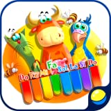 Baby Zoo Piano avec des chats et autres animaux pour petits enfants - jeu éducatif amusant pour les enfants...
