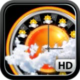eWeather HD - Météo, des séismes, Baromètre, Qualité de l'air