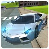 Jeu de simulation de conduite automobile et de stationnement: Méga-City Extreme Jeu d'aventure de...