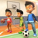 championnat d'athlétisme des sports d'été: nouveaux jeux sportifs Pour les enfants 2019