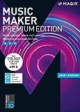 MAGIX Music Maker – Premium Edition 2018 – encore plus de sons, d'instruments et de possibilités...